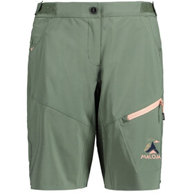 Maloja RoschiaM. Multisport Shorts Dames, cypress